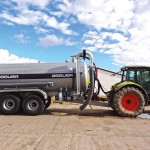 Cisterna agrícola 16.000 – 18.000 litros tándem Beguer