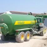 Cisterna 20.000 litros