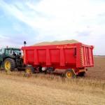 Bañeras agricolas de 2 ejes Beguer serie DUMPER