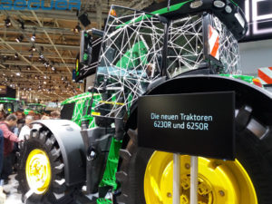 #solucionsegura, Agritechnica - Hannover 2019, Beguer, John deere