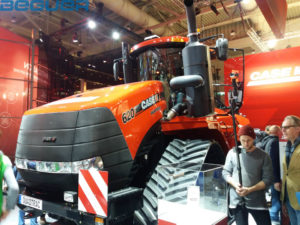 #solucionsegura, Agritechnica - Hannover 2019, Beguer, Case