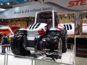 #solucionsegura, Agritechnica - Hannover 2019, Beguer