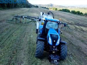 Aplicadores, Inyectores de purin, Swin up 2 farmer, Vogelsang