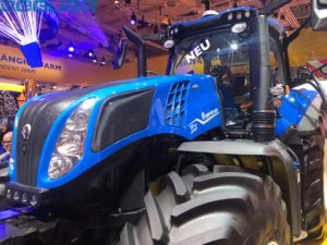 #solucionsegura, Agritechnica - Hannover 2019, Beguer, New Holland