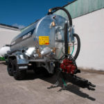 Cisterna agrícola tandem beguer 17500 litros